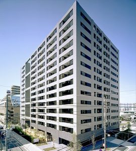 Grand Avenue Sakae Apartments in Nagoya